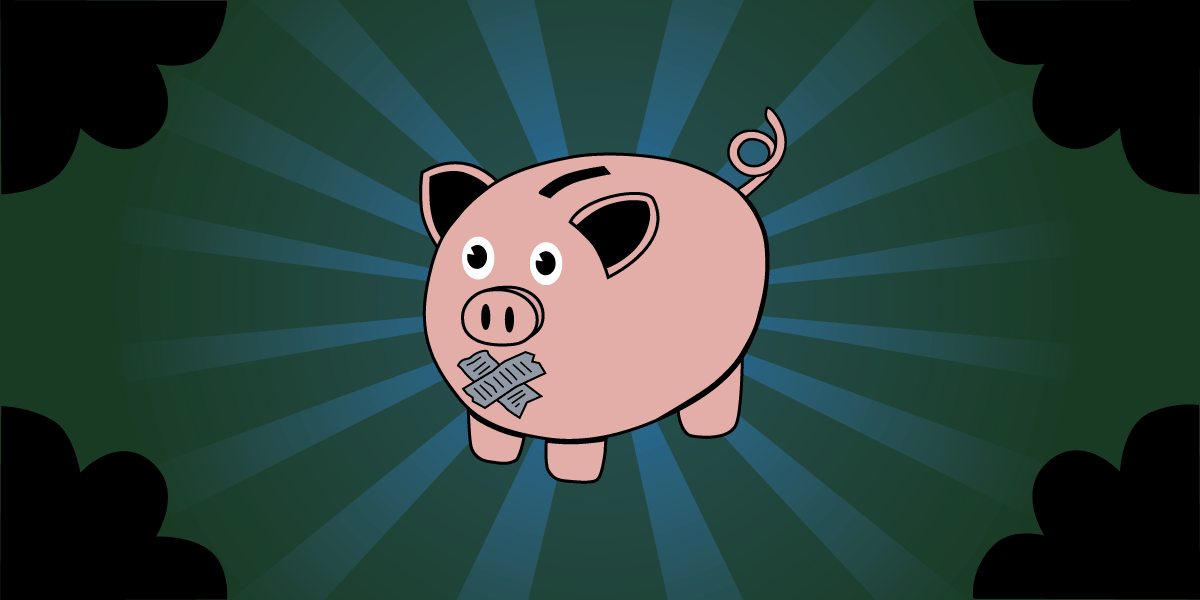 financial censorship
