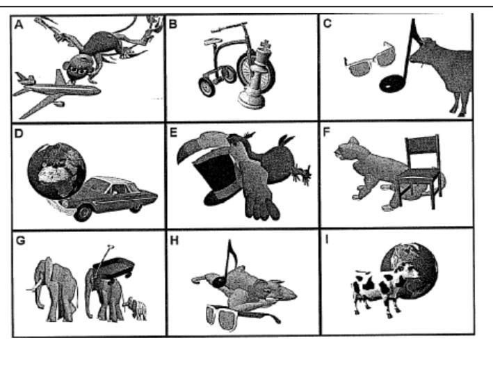 patent image of an Image-based Captcha test