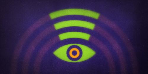 Spying Wi-fi